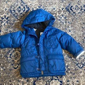 Gap winter coat size 2T